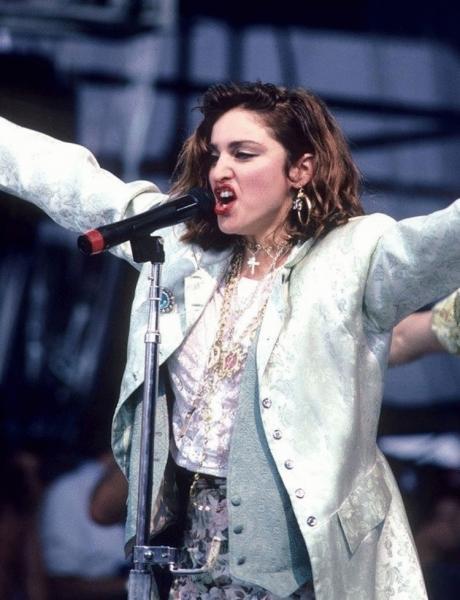 Эволюция стиля Мадонны: 60 лет эстетики